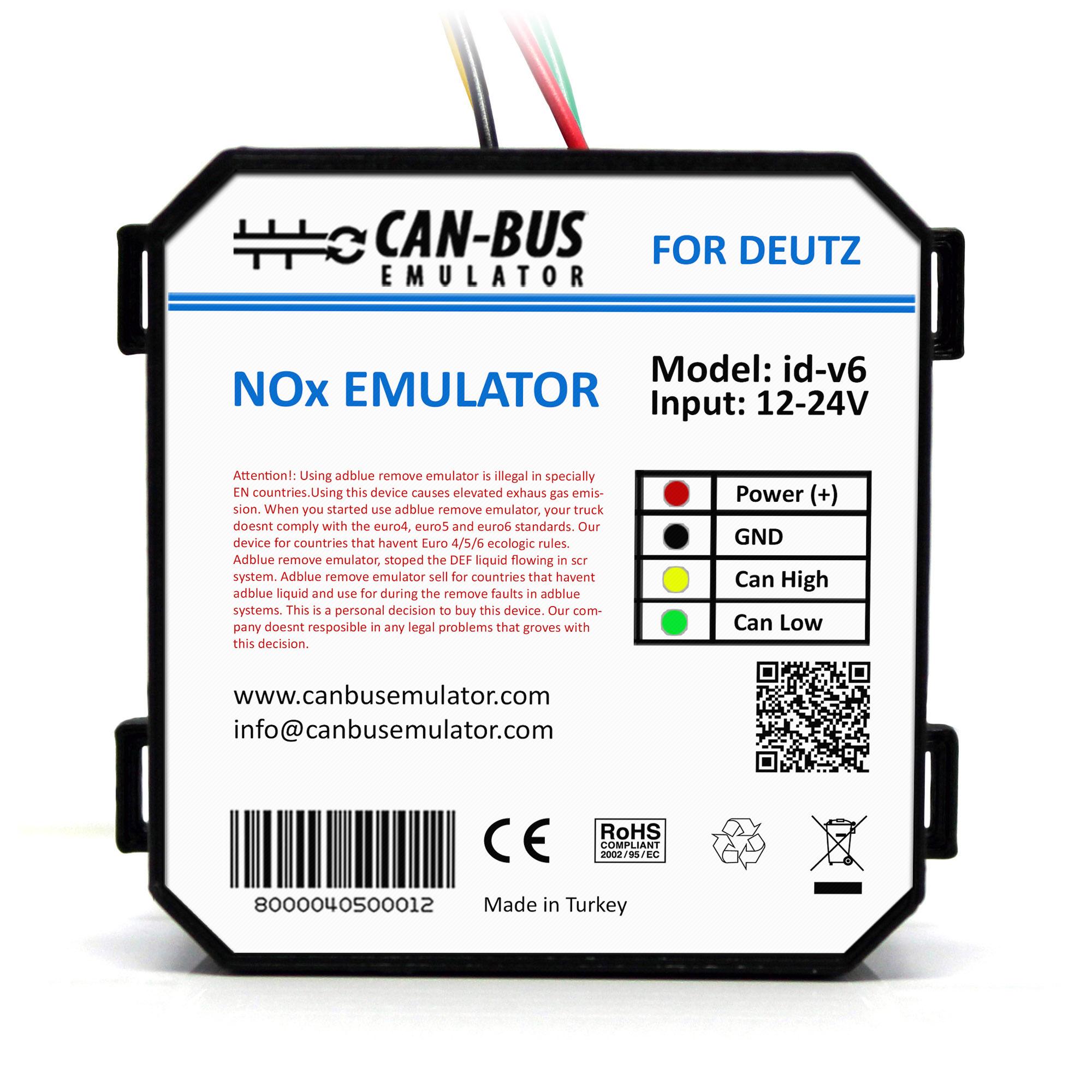 Nox Sensor Problems