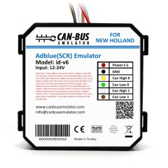 new holland euro 6 adblue emulator